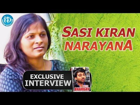 M S Narayana's Daughter Sasi Kiran Narayana Exclusive Interview || Talking Movies With iDream #151