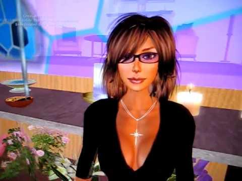 Psychic Medium Linda Lauren's Welcome to the SL En...