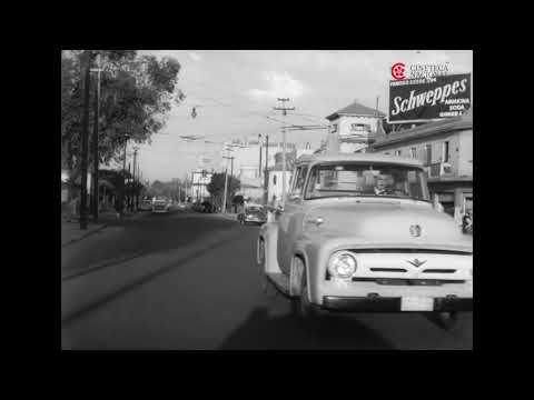 [Vistas Ciudad de México: Colonia Del Valle], ca. 1956.
