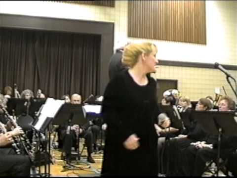 """Capitol Pops Concert Band """"Straighten Up And Fly R..."""