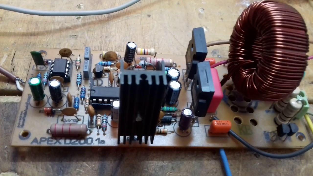 D200 Classd Power Amplifier For Diy Audio E T Circuit Class D Schematic Pcb Files 100wclassdamplifier Apex