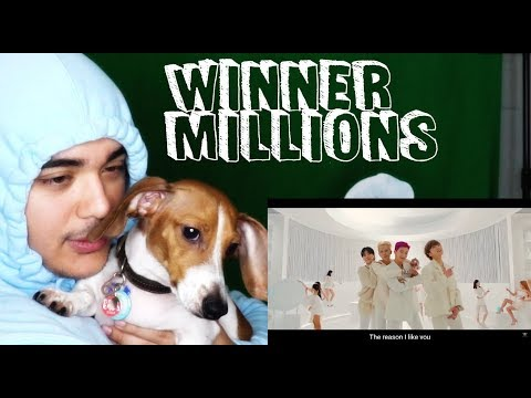WINNER - MILLIONS REACTION + ASMR + KDRAMA