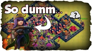 Die dumme Queen Lala! | CLASH OF CLANS | Mauern to Max 68/250! (Deutsch / German)