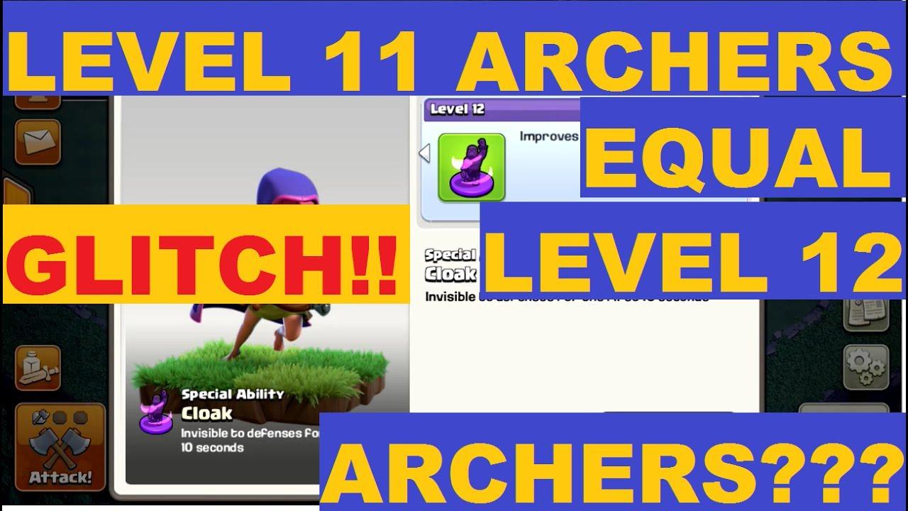 Clash Of Clans Archer Level 12 | www.pixshark.com - Images ...