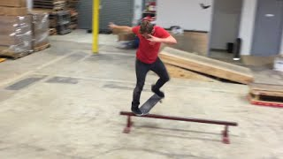 I Relearned Backside Noseblunts! - Andy Schrock