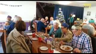 Yalding residents celebrate Christmas in May