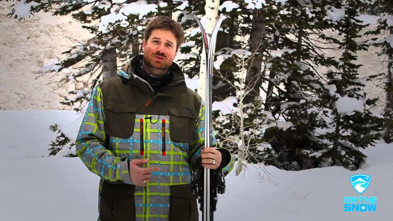 2014 HEAD Venturi Ski Overview