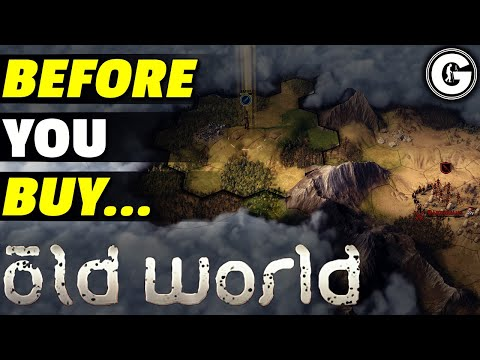 Old World Game Preview (Old World Gameplay)