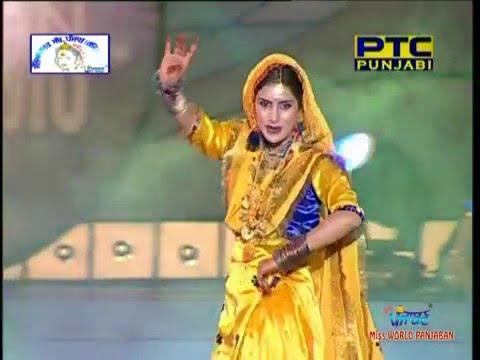 Barinder Muktsar dance Miss World Punjaban 2010 Episode 10