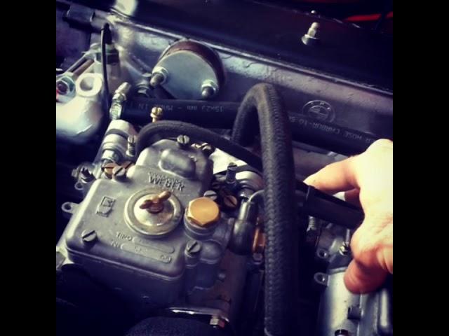 Engine start! BMW 2002