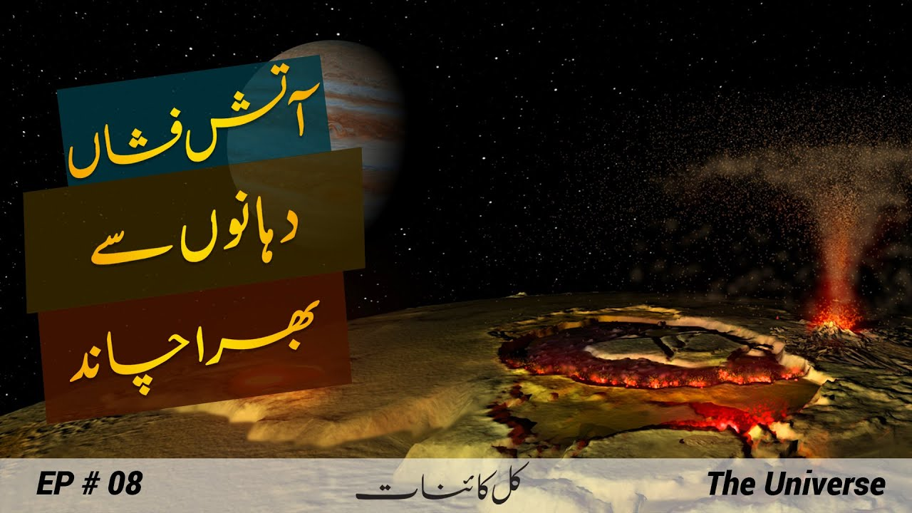 The Universe # 008 | Europa Clipper Mission and Jupiter Moon Io  | Faisal Warraich
