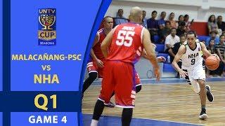 Video UNTV Cup 6: Malacañang-PSC Kamao vs. NHA Builders - Q1 download MP3, 3GP, MP4, WEBM, AVI, FLV April 2018