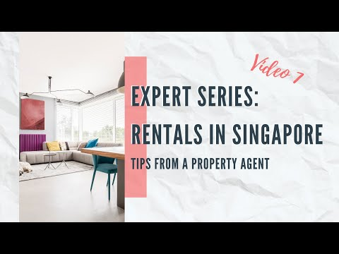 Expert Series: Questions About Long-Term Rentals in Singapore