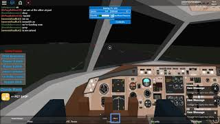 Roblox Flight Sim(hardest landing of all)