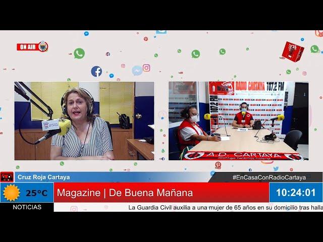 Radio Cartaya | Cruz Roja Cartaya te ayuda a solicitar el ingreso mínimo vital