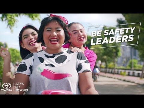 Be Safety Leaders : Amazing Road