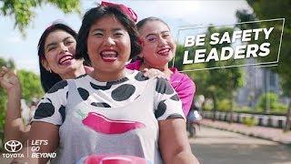 Be Safety Leaders : Amazing Road [FITUR KEAMANAN dan KESELAMATAN MOBIL TOYOTA] thumbnail