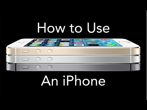 How to Use An iPhone - iOS 7 Edition - Full Tutorial