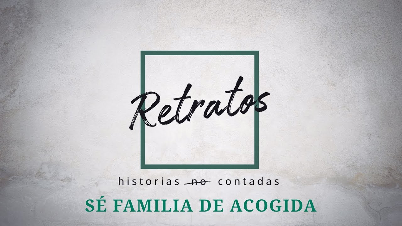 RETRATOS- Historias no contadas- FAMILIAS DE ACOGIDA ADRA Chile