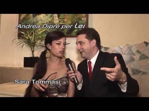 Sara Tommasi accusa sua madre da Andrea Diprè