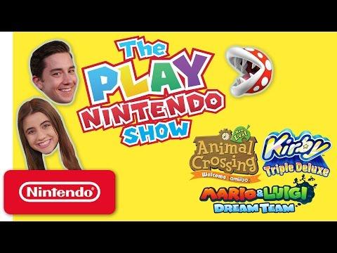 The Play Nintendo Show – Episode 14: Nintendo Selects