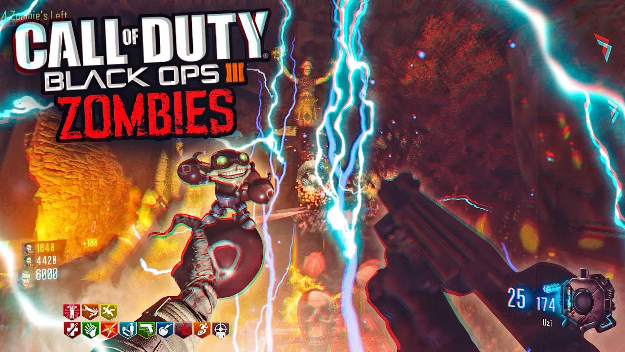 THE BEST CUSTOM ZOMBIE MAP EVER - YouTube