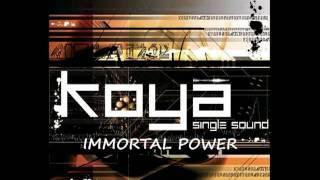LOR008: Koya - Single sound
