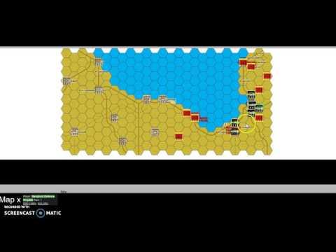 Libyan Oil Crescent