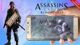 How to download Assassin Creed online highly compressed 50 MB for ppssp