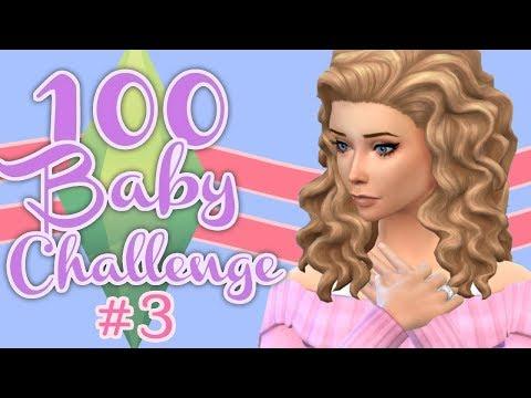 100 Baby Challenge #3 (Dansk Livestream)