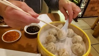 Dumplings & More Chinese Restaurant, San Diego...Restaurant Reviews on the Road