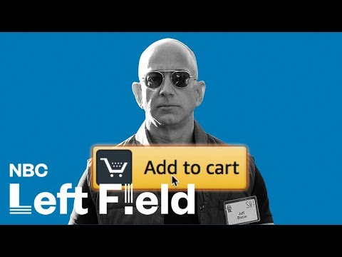 Could You Spend All Jeff Bezos' Money on Amazon.com?  NBC Left Field