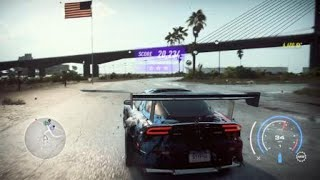 Need for Speed™ Heat Drift Zone Brotherhood Drive