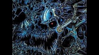 """Desecrator """"Subconscious Release"""" (1991) full album ϟ"""