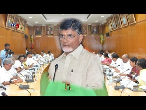 AP Formation Day On June 2nd | AP Cabinet Meeting : TV5 News