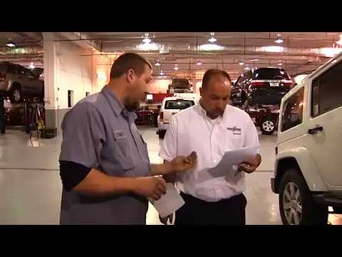 Jacksonville Chrysler Jeep Dodge Ram Service Center