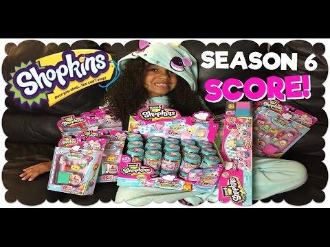 Shopkins Season 6 Chef Club SCORE! ~ Toy...