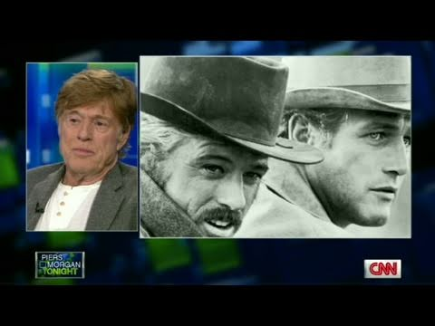 CNN Official Interview: Robert Redford: My favorite role was...