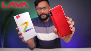 Lava Z6 Unboxing - Overview with MyZ amp ZUp Features