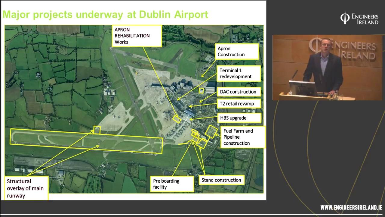 The North Runway - at Dublin Airport