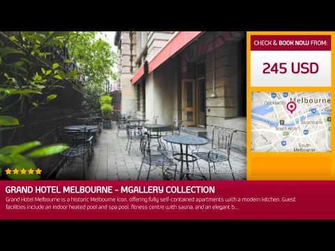 Grand Hotel Melbourne - MGallery Collection (Melbourne, Australia)