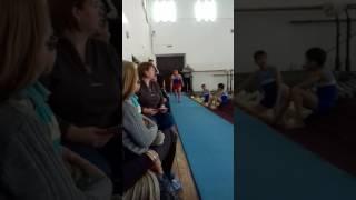 Спортивная гимнастика  . Мальчики.Семей
