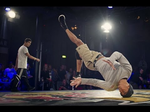Breakdancing In Holland Red Bull Bc One Western European