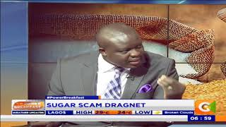 Power Breakfast: Newspaper review: Sugar scam culprits to be punished