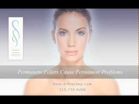 Permanent Fillers Cause Permanent Problems