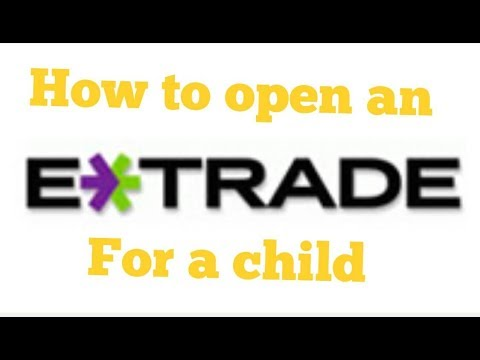how-to-open-an-etrade-account-for-a-child(5-mins)-w/-prince-dykes