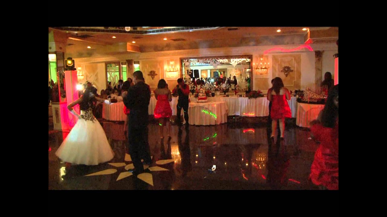 ariana devina u0026 39 s sweet 16 court dance