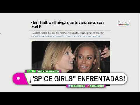 Spice Girls enfrentadas: Geri Halliwell desmiente la confesión sexual de Mel B Mp3