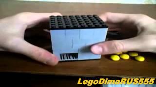 Обзор Лего Диспенсер (V2) (RUS) / Review Lego Dispencer (V2) (RUS)