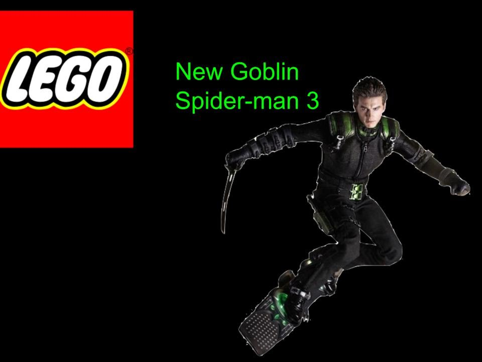 How to Build a Lego New Goblin from Spider-man 3 - YouTube